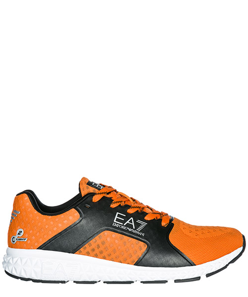 Sneakers Emporio Armani EA7 X8X011XK04400030 arancione