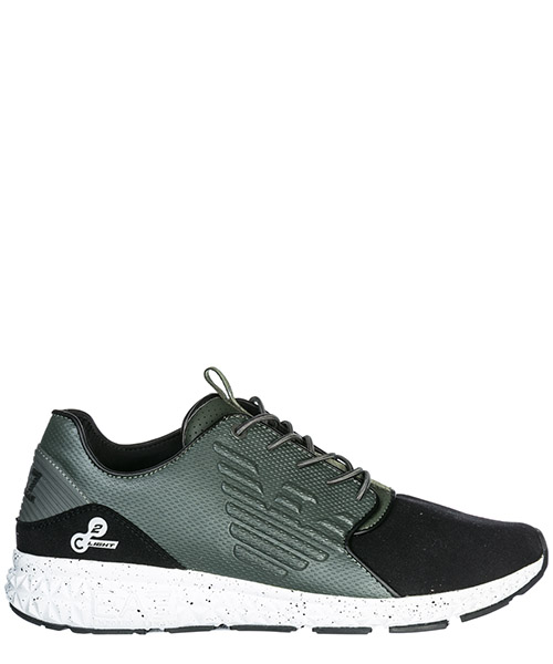 Sneakers Emporio Armani EA7 X8X013XK01600044 forest night