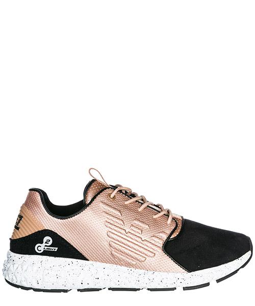 Sneakers Emporio Armani EA7 X8X013XK016A797 rose gold