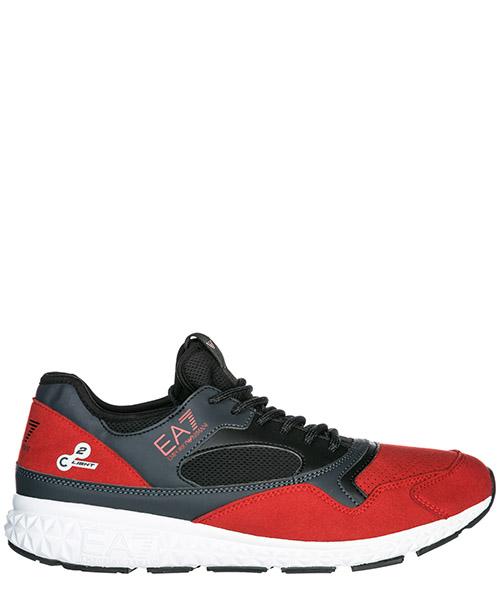 Sneakers Emporio Armani EA7 X8X014XK017R012 red + antracite