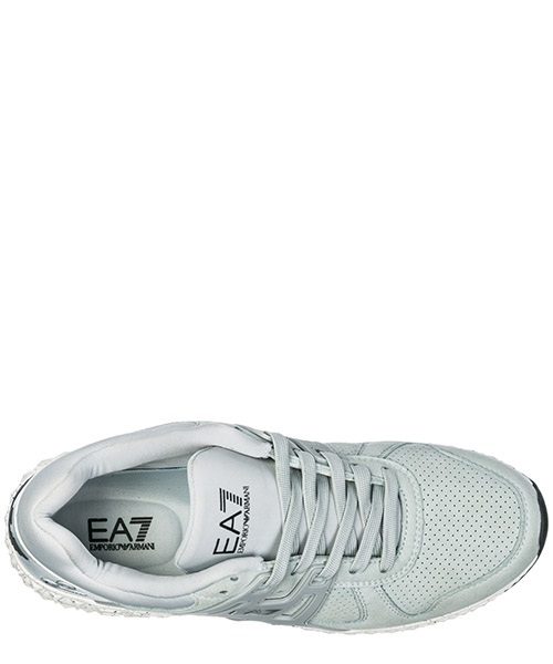 Chaussures baskets sneakers homme en daim secondary image