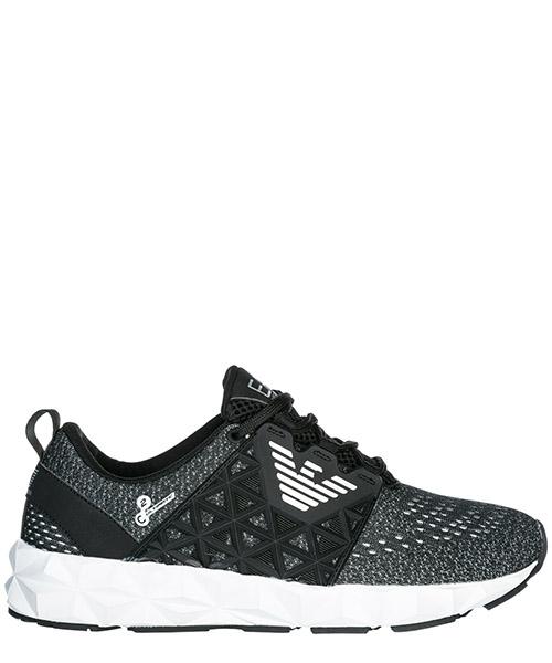Sneakers Emporio Armani EA7 - X8X017XK02100184 nero