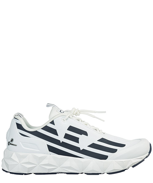 Sneaker Emporio Armani EA7 x8x033xcc52b139 white + navy