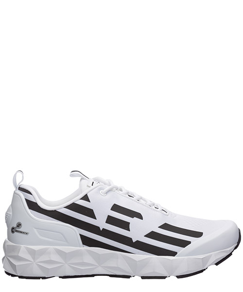 Running shoes Emporio Armani EA7 c2 ultimate X8X033XCC52D611 bianco