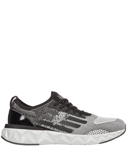 Беговая обувь Emporio Armani EA7 X8X048XK113C437 grigio