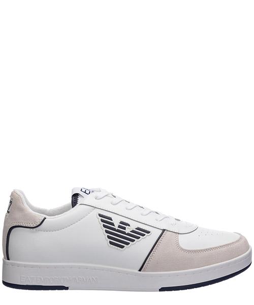 Sneaker Emporio Armani EA7 x8x073xk176n091 bianco