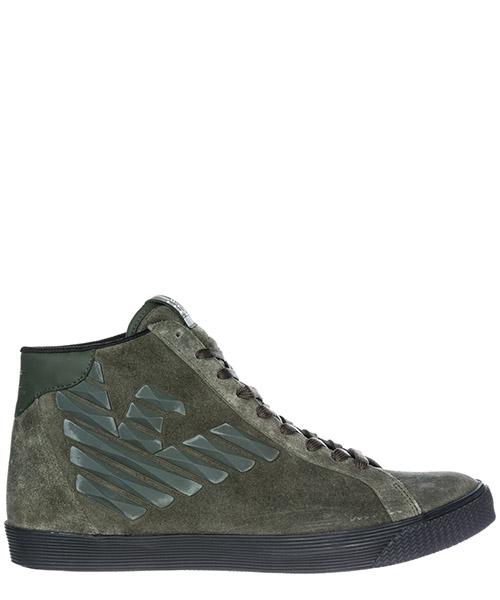 Sneakers alte Emporio Armani EA7 X8Z005XK00700044 forest green