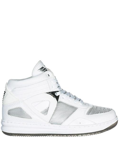Sneakers alte Emporio Armani EA7 X8Z008XK02600001 bianco