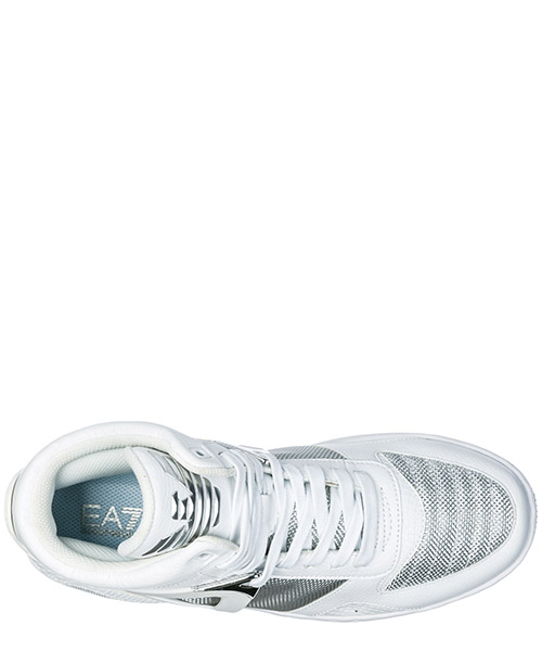 Scarpe sneakers alte uomo secondary image