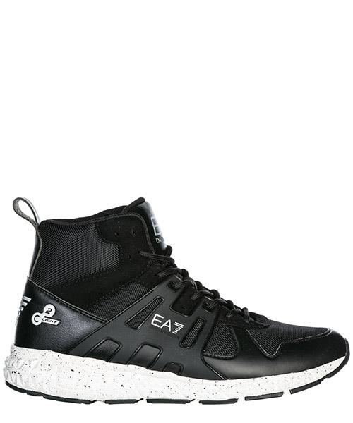 Sneakers alte Emporio Armani EA7 X8Z009XK01900002 nero