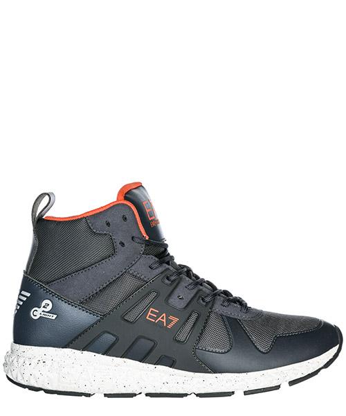 Sneakers alte Emporio Armani EA7 X8Z009XK019F0008 antracite