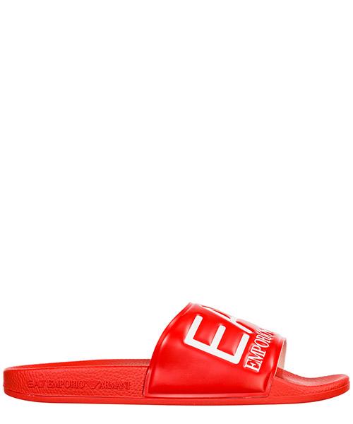Ciabatte Emporio Armani EA7 XCP001XCC2200029 rosso