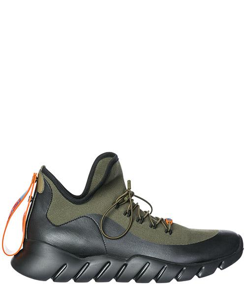 Zapatillas deportivas Fendi 7E10894STF101G olivia + black + equatore