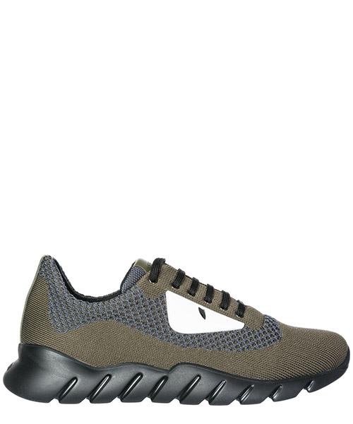 Zapatillas deportivas Fendi 7E10964SVF101L muschio fumo + equatore