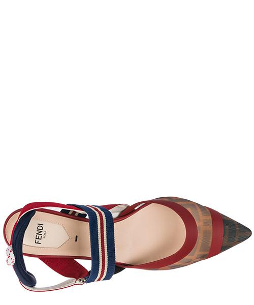 Decolletes decoltè scarpe donn woman con tacco secondary image