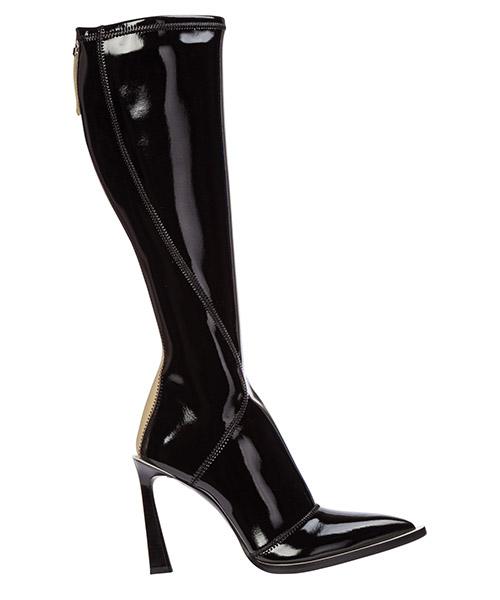 Knee high boots Fendi 8w6981a8t9f0qa1 nero