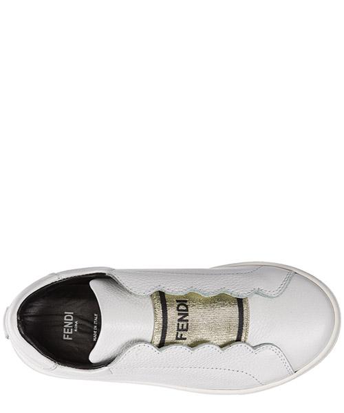Scarpe sneakers bimba bambina pelle secondary image