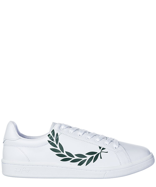 Sneakers Fred Perry B4231 white