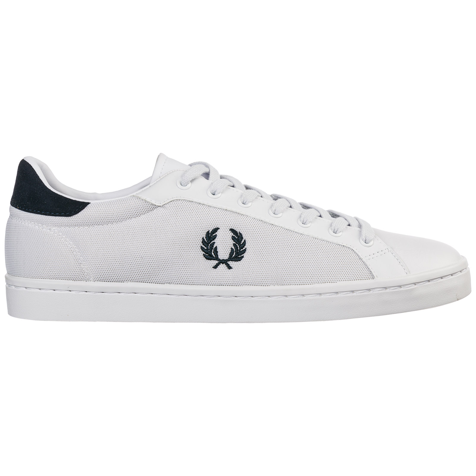 Sneakers Fred Perry b5119 bianco