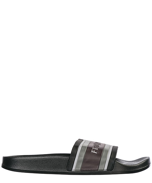 Slides Fred Perry B5182 nero