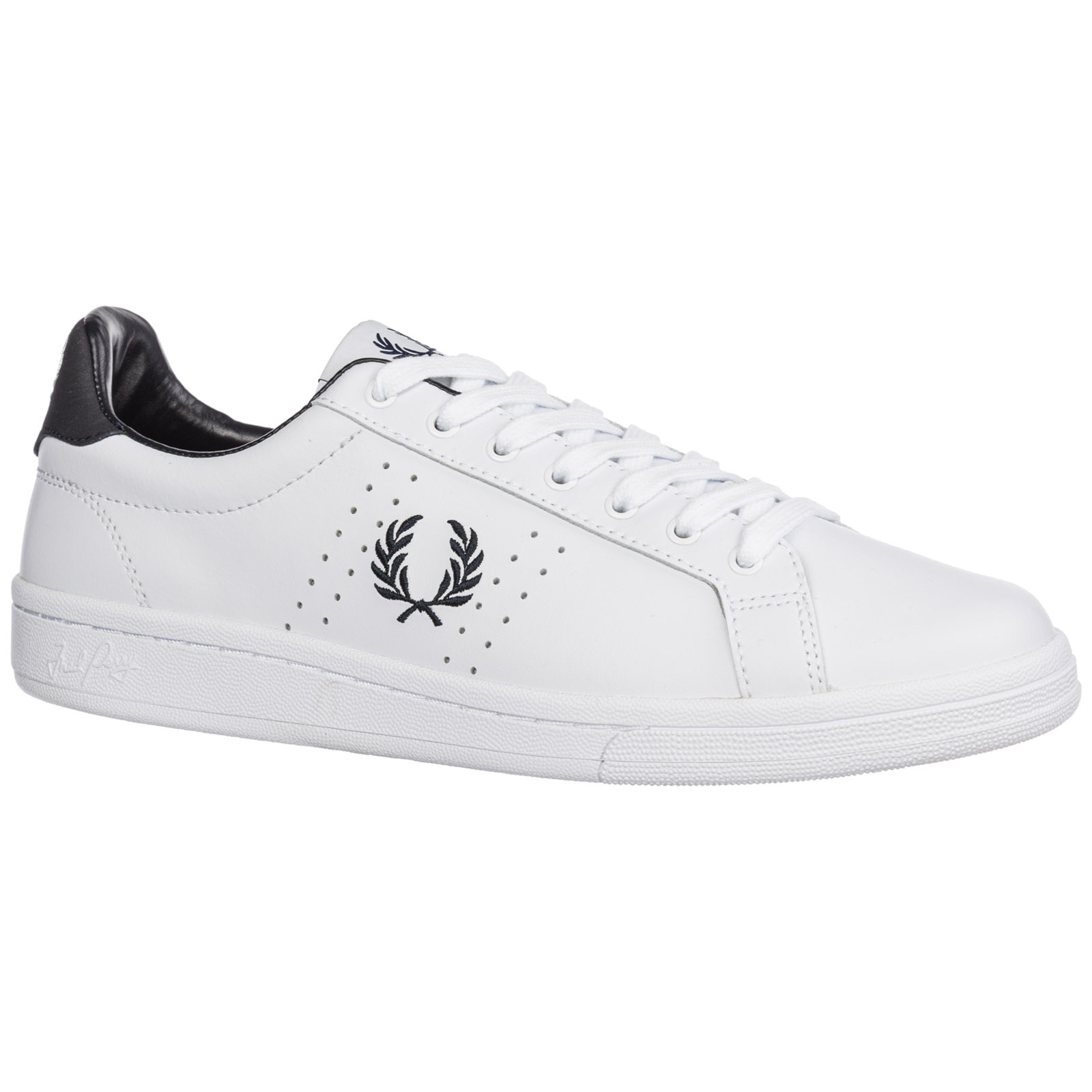 Men's shoes leather trainers sneakers b721