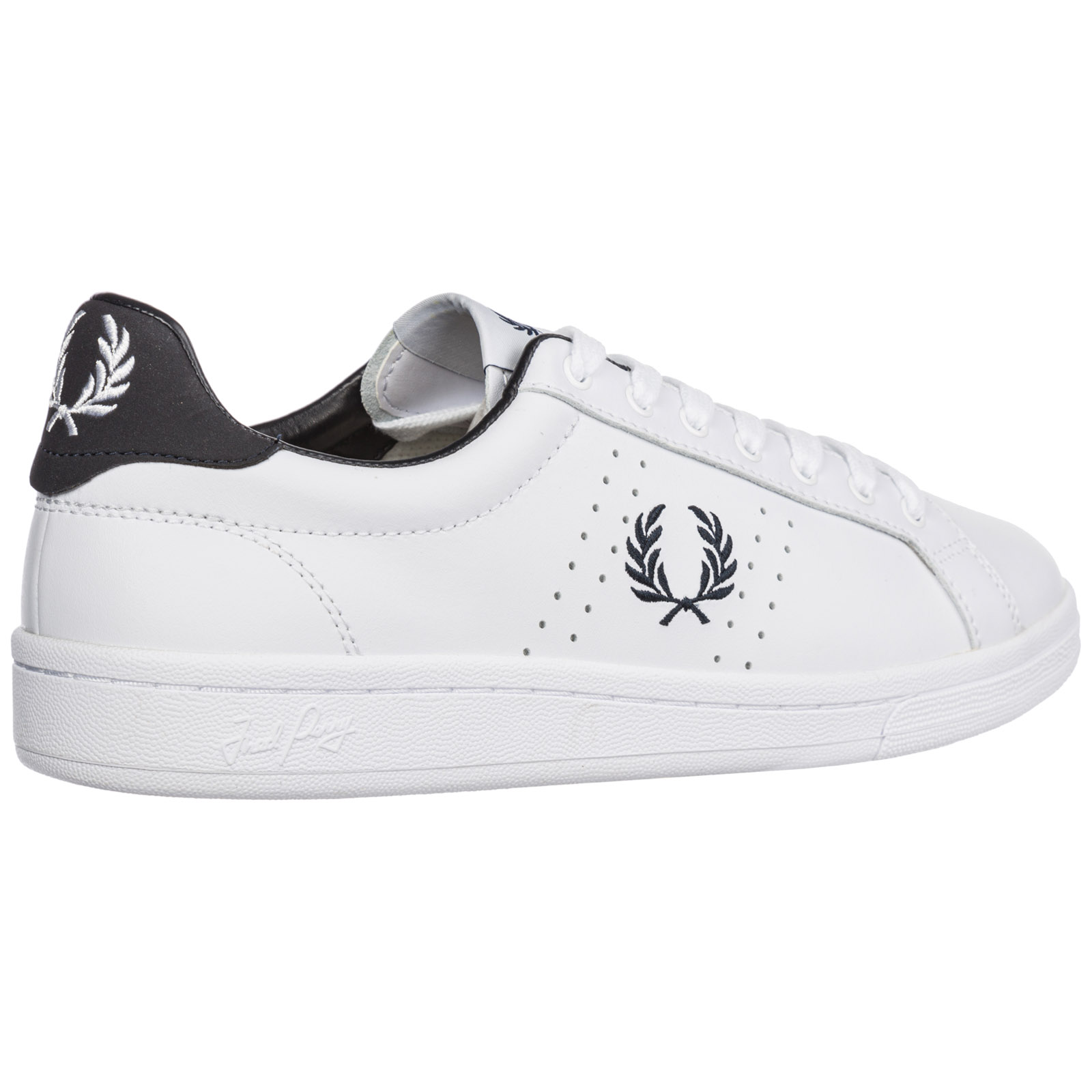 Sneakers Fred Perry B721 B6201 white