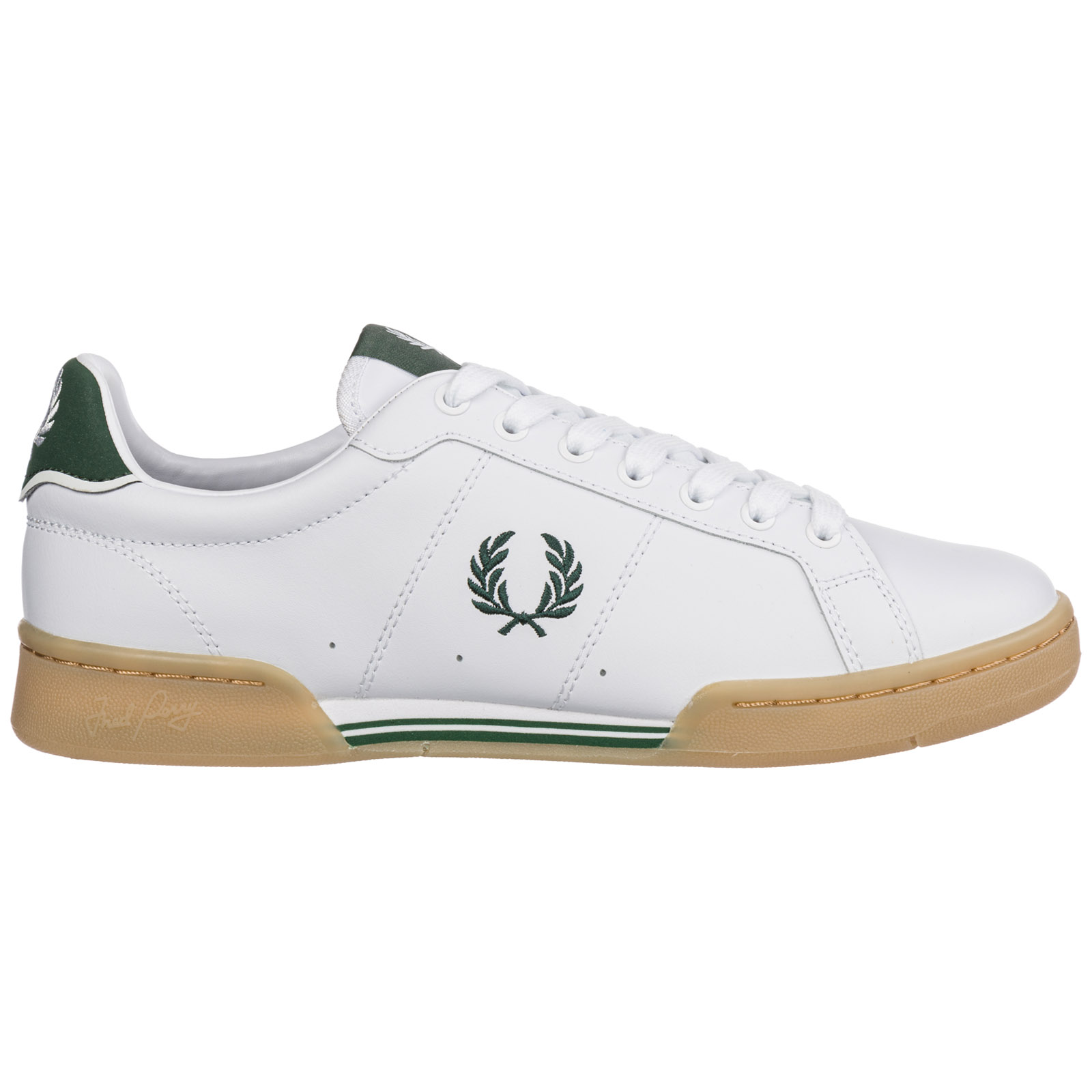 Sneakers Fred Perry B722 B6202 white