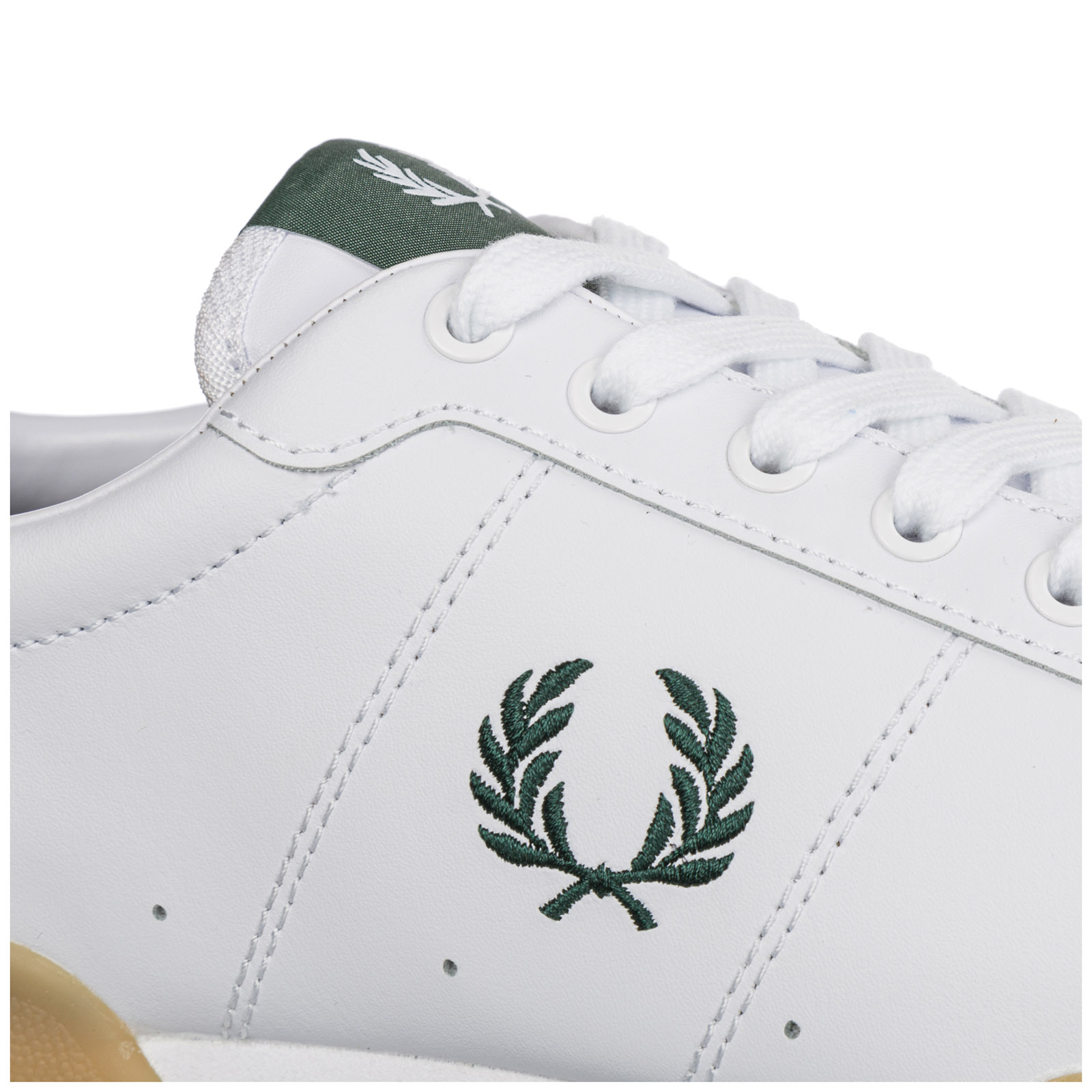 Sneaker Fred Perry B722 B6202 white |