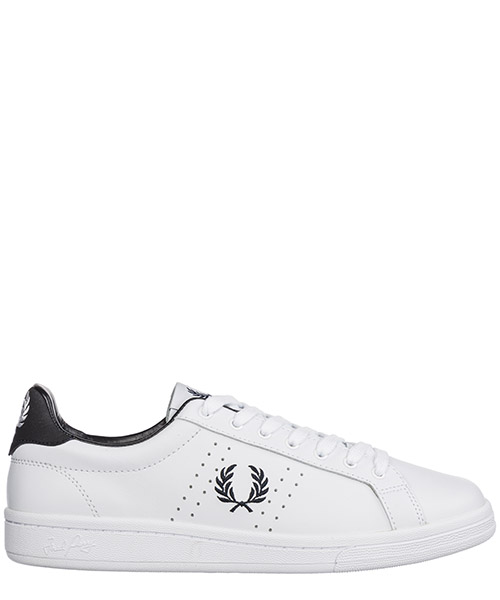 Кроссовки Fred Perry B6201 B721 white