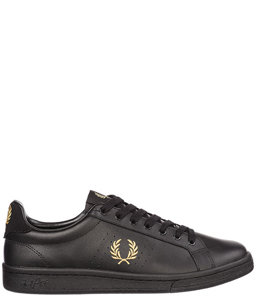 Кроссовки Fred Perry B6201 B721 black