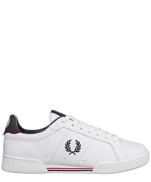 Sneakers Fred Perry b6202 b722 white