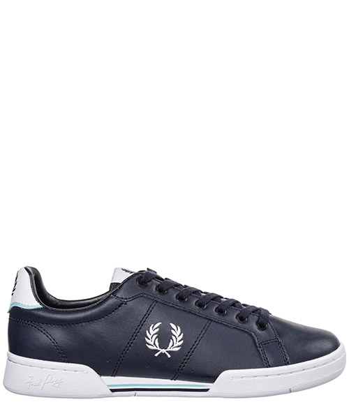 Zapatillas  Fred Perry B6202 B722 blu