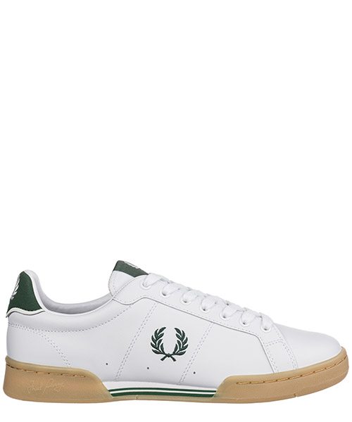 Кроссовки Fred Perry B6202 B722 white