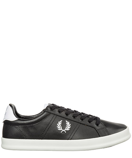 Sneakers Fred Perry b721 b7125 black