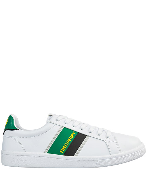 Zapatillas  Fred Perry b7126 white