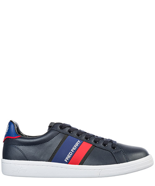 Sneakers Fred Perry B7126 blu