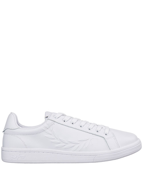Sneaker Fred Perry Laurel B7130 bianco