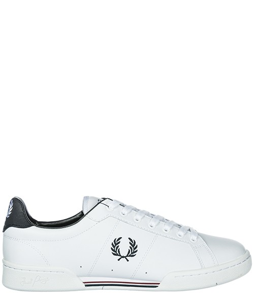 Sneakers Fred Perry B7222 bianco