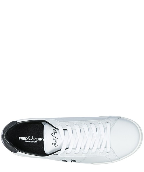 Scarpe sneakers uomo in pelle b7222 secondary image