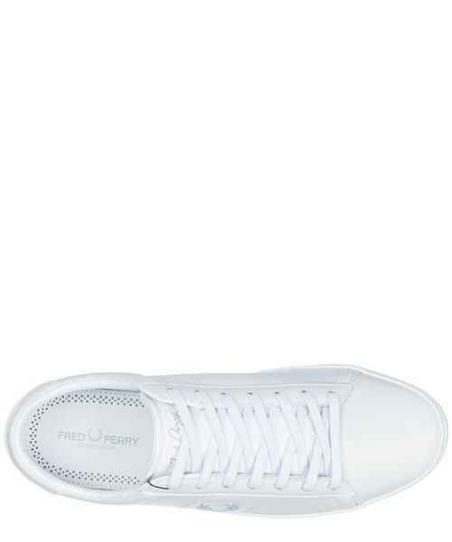 Scarpe sneakers uomo in pelle spencer secondary image