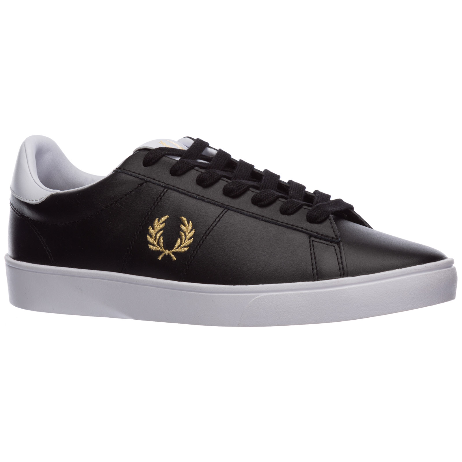 Sneakers Fred Perry spencer B8255 nero