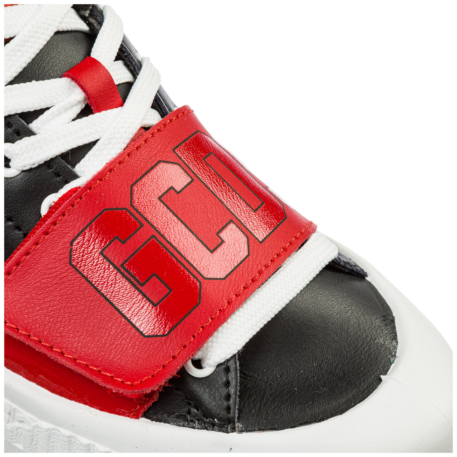 Gcds Shoes Men's shoes leather trainers sneakers