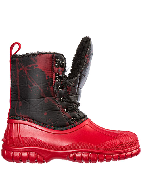 Ankle boots GCDS FW20M010001-03 red