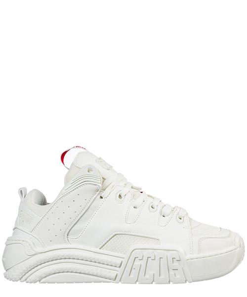 Basket GCDS fw20m010010-01 white