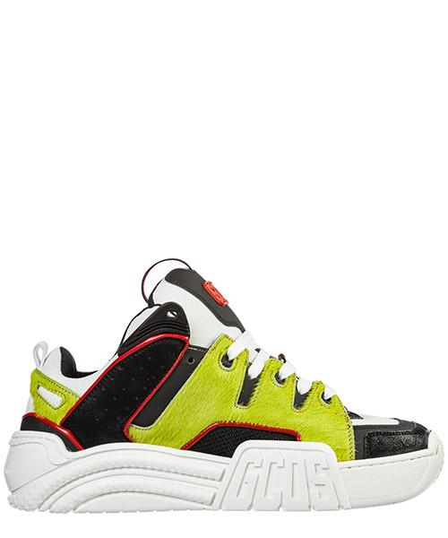 Basket GCDS fw20m010110-05 verde