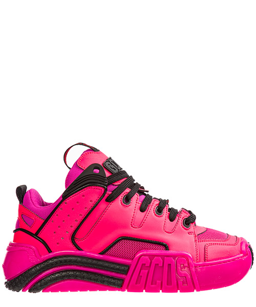 Basket GCDS Big G FW20W010010-06 pink