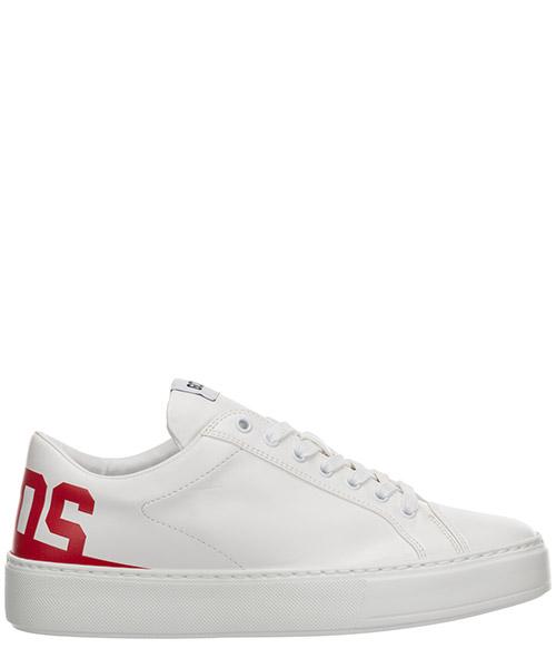Sneaker GCDS bucket fw21m01000103 bianco