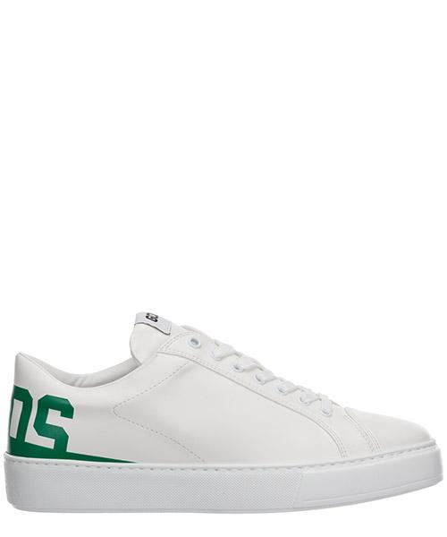 Sneaker GCDS bucket fw21m010001-05 bianco