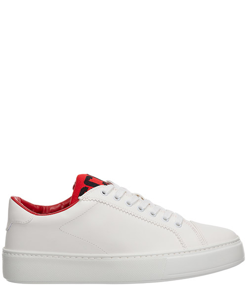 Sneakers GCDS FW21M010003-01 bianco