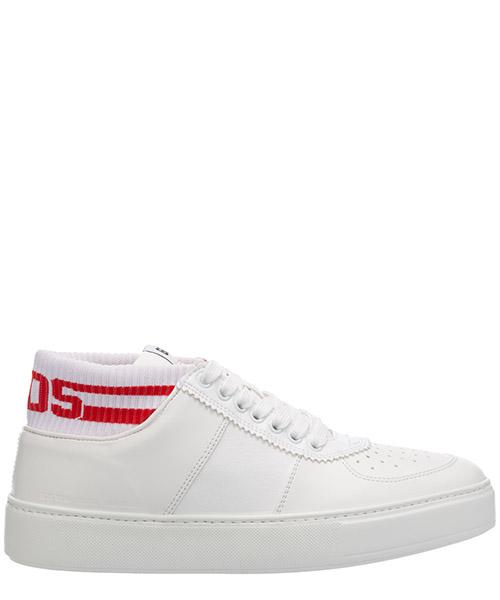 Sneaker GCDS fw21m010004-01 white